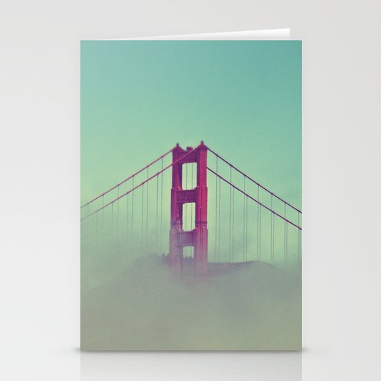 Good Morning San Francisco Stationery Card