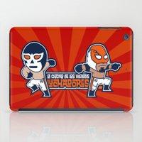 Los Luchadores iPad Case