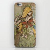 Anastasia II iPhone & iPod Skin