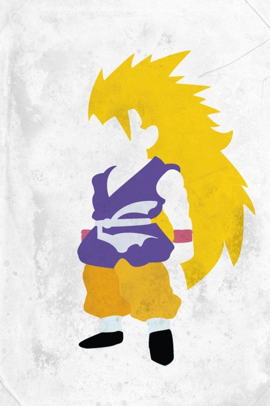 Goku SSJ 3 Canvas Print