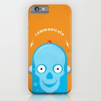 iPhone & iPod Case featuring Communicate by Sasquatch
