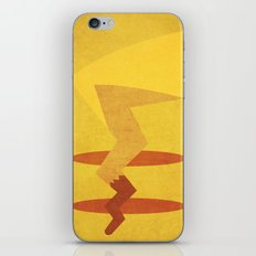 Pikachuuu! iPhone & iPod Skin