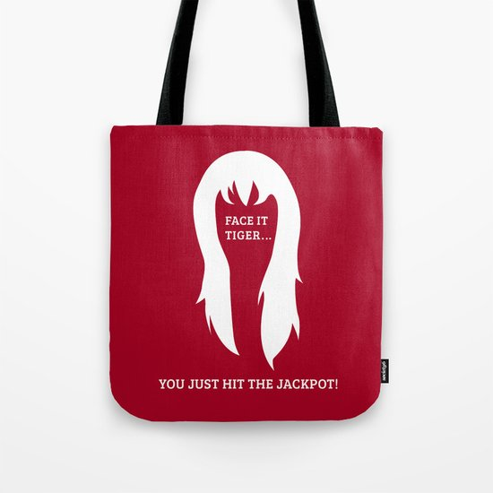 Spiderman - Mary Jane 'Jackpot' Tote Bag