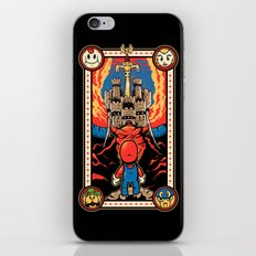 Epic Legend of the Seven Stars iPhone & iPod Skin