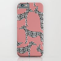 Spotted Greyhounds iPhone 6 Slim Case