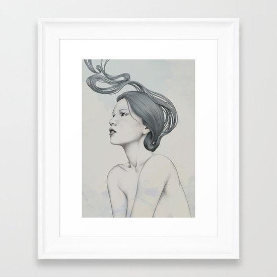 235 Framed Art Print