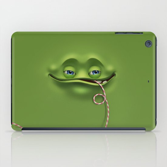 Joyful face iPad Case