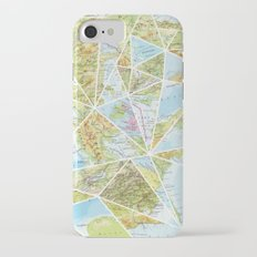 Its a Mixed Up World iPhone 7 Slim Case