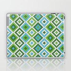 Macrame Green Laptop & iPad Skin
