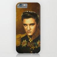 Elvis Presley - replaceface iPhone 6 Slim Case