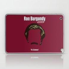 Ron Burgundy: Anchorman Laptop & iPad Skin