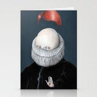 Encarnación: Doble Deid… Stationery Cards