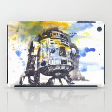 R2D2 from Star Wars iPad Case