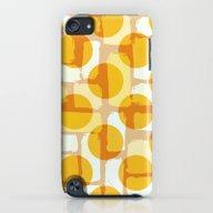 Lemon Dots iPod touch Slim Case