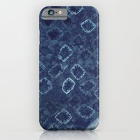iPhone & iPod Case featuring Blue Jellyfish by Romina M.