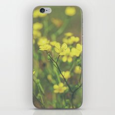 Hello Buttercup! iPhone & iPod Skin