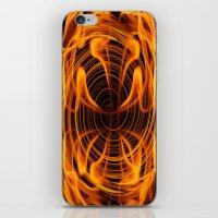 Burning iPhone & iPod Skin