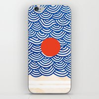 Oceanix iPhone & iPod Skin