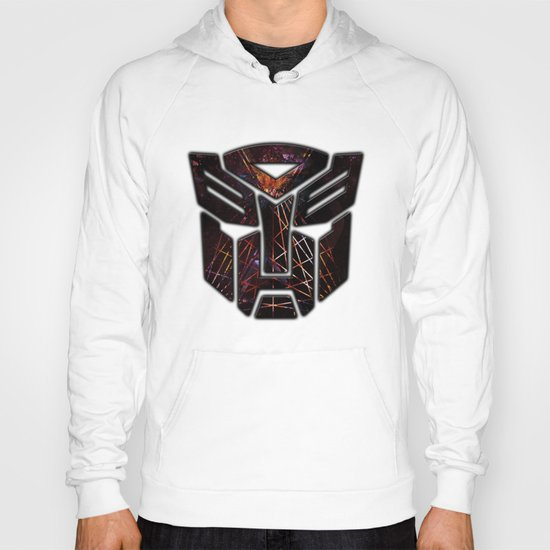 Autobots Abstractness - Transformers Hoody
