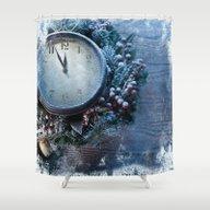 Winter Wonderland Frozen… Shower Curtain