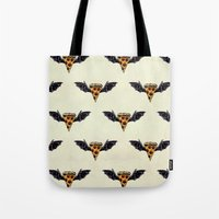 Never Fly Away Tote Bag