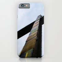 cross iPhone & iPod Cases featuring Cross  by Sierra Christie