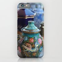 iPhone & iPod Case featuring Tea by Jorieanne