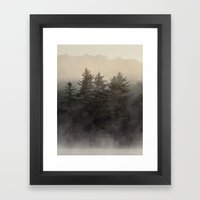 The Coming Light Framed Art Print
