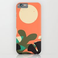 Jungle Sun #2 iPhone 6 Slim Case