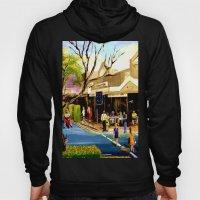 Sidewalk Cafe Hoody