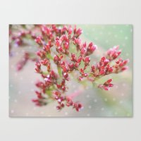 In a Christmas Mood Canvas Print