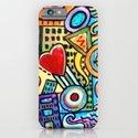 Pretty City iPhone & iPod Case