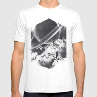 Billenium Mens Fitted Tee White SMALL
