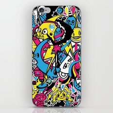4 Seasons Doodle iPhone & iPod Skin