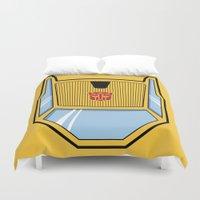 Transformers - Sunstreak… Duvet Cover