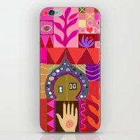 Happy Fish iPhone & iPod Skin