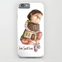 Home Sweet Home iPhone 6 Slim Case