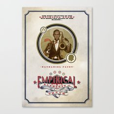 Empirical 'Elements of Truth' - Nathaniel Facey Canvas Print
