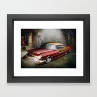 Kandied Framed Art Print