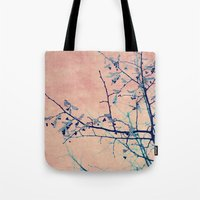 winter whispers Tote Bag