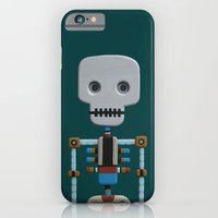 iPhone & iPod Case featuring The athlete by Rudolf Brancovsky