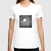 Bed Star Womens Fitted Tee White SMALL
