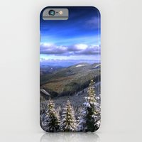 iPhone & iPod Case featuring Winter Vision by Dragos Dumitrascu