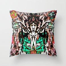 Cosmic Exposure Throw Pillow