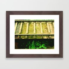 GreenWay Framed Art Print
