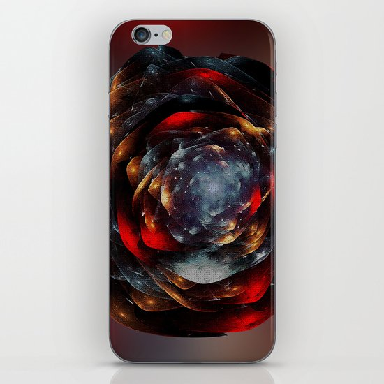 Abstract Rose iPhone & iPod Skin