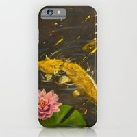 Kissing Koi iPhone 6 Slim Case