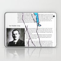 Carl Gustav Jung – Nude.1 Laptop & iPad Skin