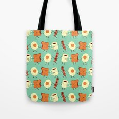 Let's All Go And Have Br… Tote Bag