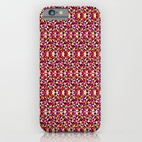 iPhone & iPod Case featuring kaleidoscope by NOxLA